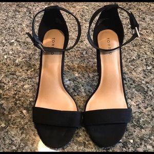 Size 11 Torrid Block heel